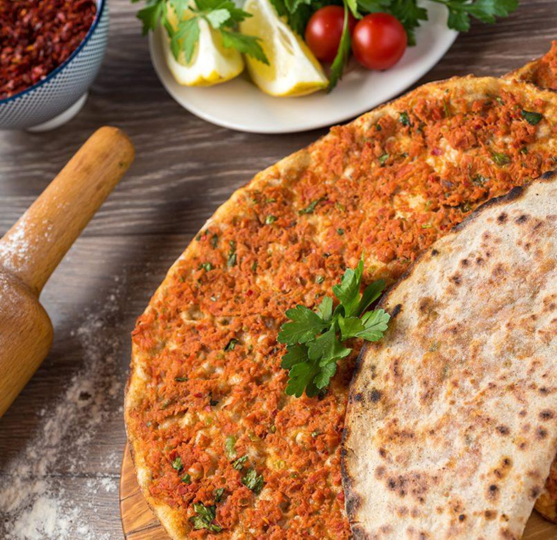 türkische Pizza - Lahmacun | TK