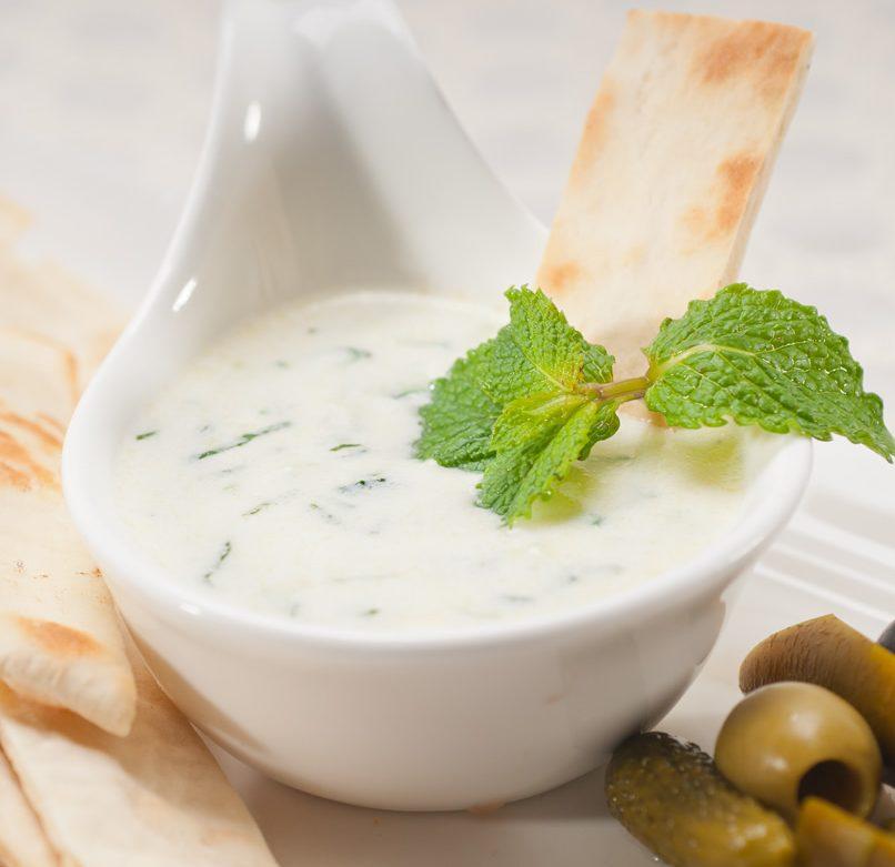 türkische Jogurtsauce